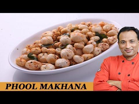 Fried Makhana   Quick Home Snack