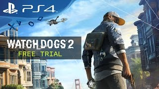 Watch_Dogs 2 | Free Trial Trailer | PS4