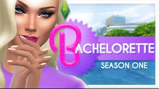 The Sims 4 | The Bachelorette Challenge | Part 1 — Hello Boys.