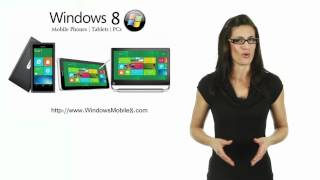 Windows 8 Phone Tablet Tutorials Tricks Hacks (Compare Windows 8 Vs iPad Android)