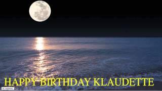 Klaudette  Moon La Luna - Happy Birthday