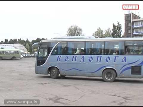 Сбой в работе петрозаводского автовокзала в выходные изменилось расписание