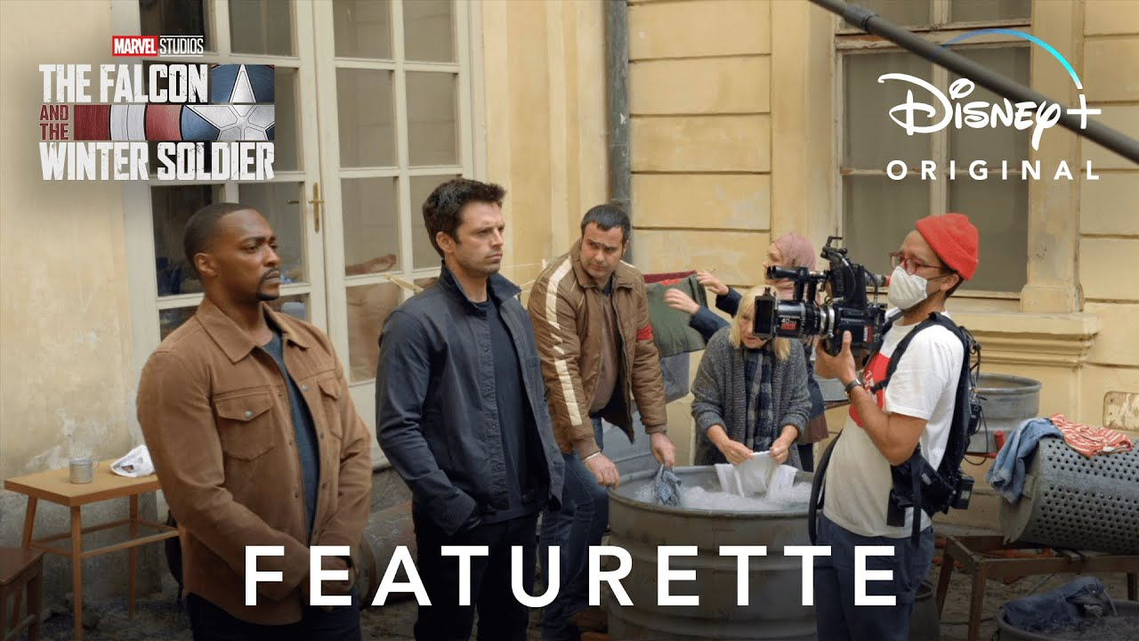 Co-workers Featurette | Marvel Studios' The Falcon and The Winter Soldier | Disney+