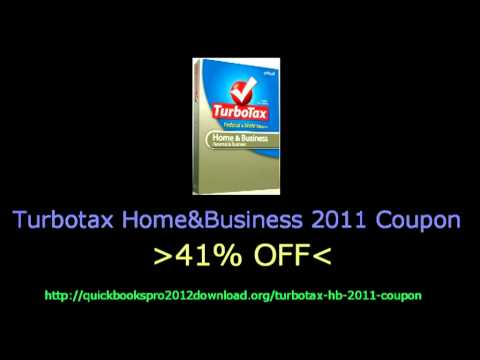 Turbotax Home and Business 2011 Coupon Code|Buy Turbotax Home and Business 2011 Promo|Best Price
