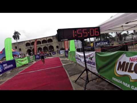 Triatlon Santo Domingo 2015
