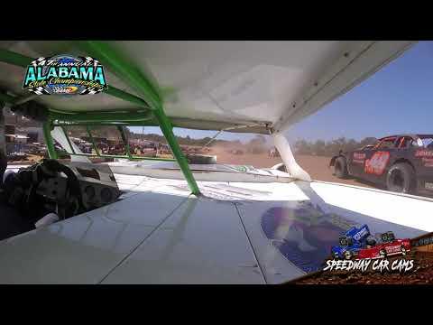 #00 Keith West - Hobby - 9-22-19 East Alabama Motor Speedway - In-Car Camera