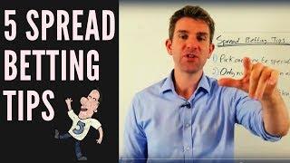 Zapętlaj 5 Spread Betting Tips 🖐👌 | UKspreadbetting