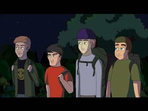True Camping Stories Animated