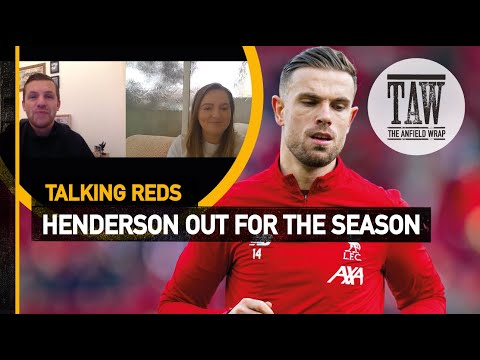 Henderson Out For The Season  Talking Reds