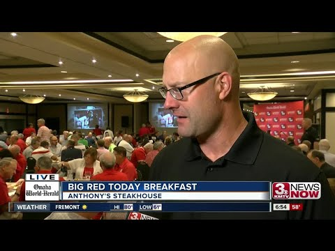 Live from the Big Red Breakfast