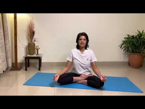 yoga navel displacement  youtube