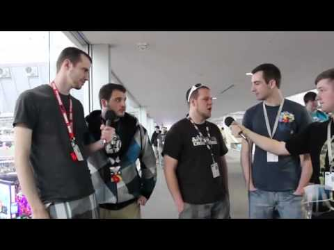 Interview w THE CREW   @KYR SP33DY, @NobodyEpic, @JahovasWitniss, & @LEGIQN   PAX East 2014!