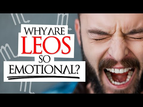 Why Are Leos SO Emotional Inside?