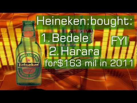 Heineken Bought Bedel & Harara From TPLF for $163 mil