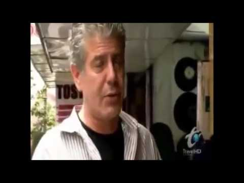 How To Eat Tacos by Anthony Bourdain