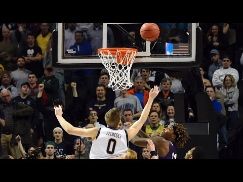Final moments from Stephen F. Austin & Notre Dame