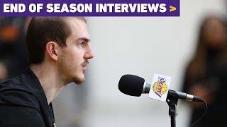 2019 End of Season Interview: Alex Caruso