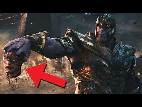От нас скрыли тайную сцену смерти в Мстители 4: Финал