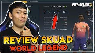 Review Skuad 73 Miliar, Terlalu Kerad!! - FIFA ONLINE 3 INDONESIA
