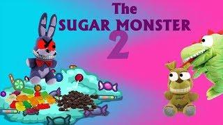 Fnaf Plush-The Sugar Monster Revenge