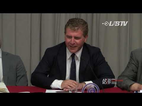 APRO19 - Marco Bellezza Consigliere giuridico