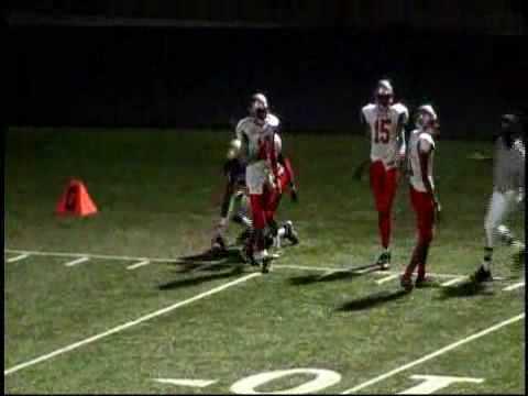 Football Highlights Dunbar vs Walbrook 10 9 09