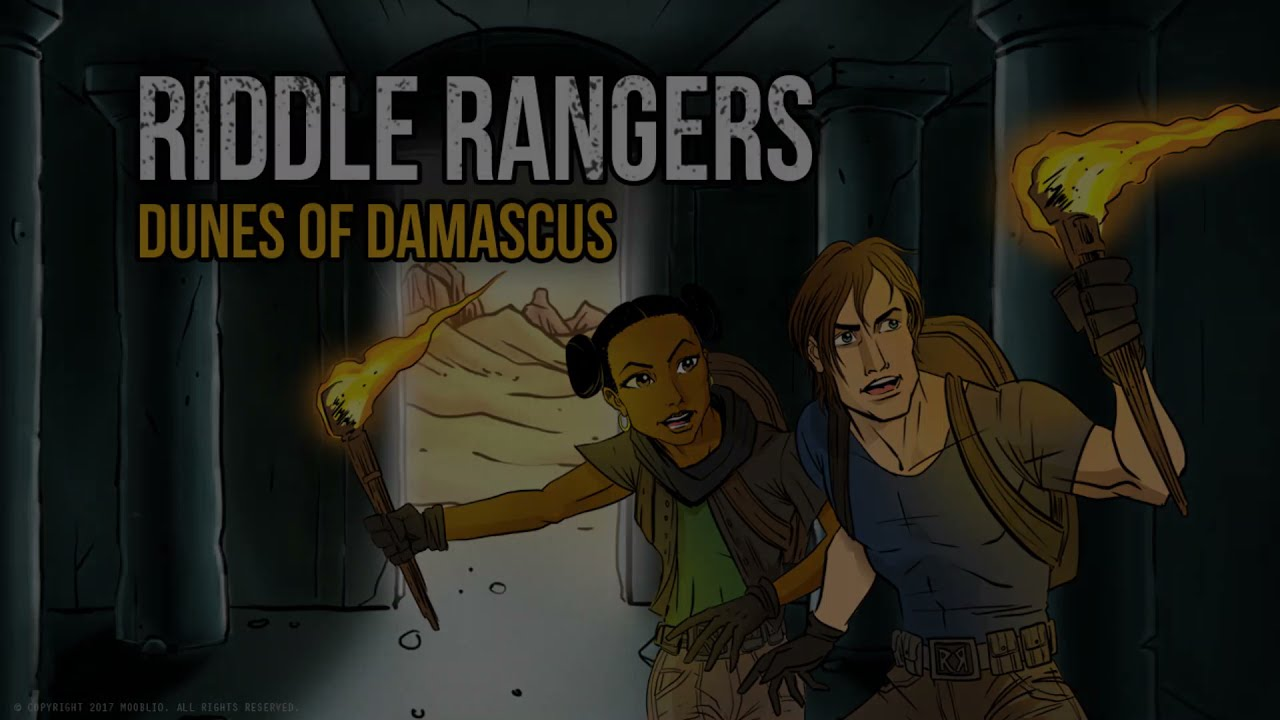 Riddle Rangers: Dunes of Damascus   Intro Video