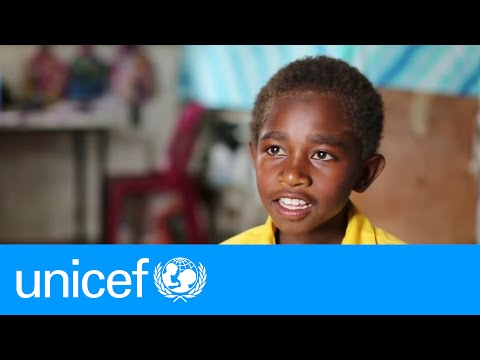 What a 9-year-old in Vanuatu can tell us about climate change | UNICEF