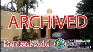 AccessChapala.com - Rincon Del Lago San Antonio Mexico