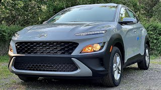 2022 HYUNDAI KONA SE - This is what you get in the Base Trim