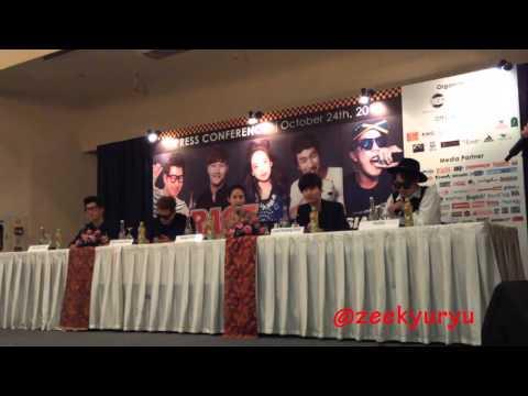 PRESS CONFERENCE Running Man Race Start Season 2 in Jakarta
