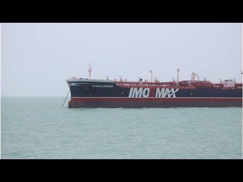 Россию проверят на причастность к задержанию британского танкера