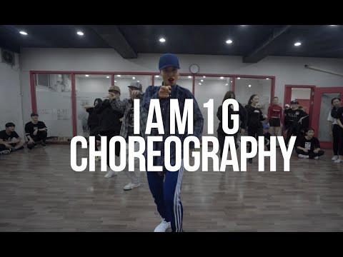 Puff Daddy - Finna Get Loose ft. Pharrell (DJ lick shot) l Choreography @iam1G