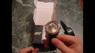 Распаковка посылок с Алиэкспресс. Тактическая ручка. часы с камерой.(В этом видео распаковываем Тактическая ручка Ампула черная, вес 45 грамм Ссылка на товар http://www.aliexpress.com/snapshot/..., 2014-11-20T09:03:15.000Z)