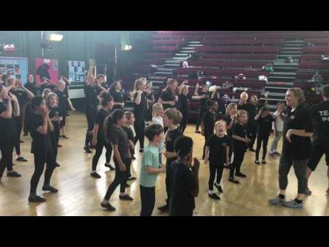 PQA Bristol: Dancing on the Sidewalk from Fame 2017
