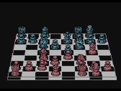 Chessmaster 2000 for Atari 8 bits computers
