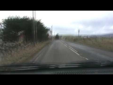 Speeding Into Brora