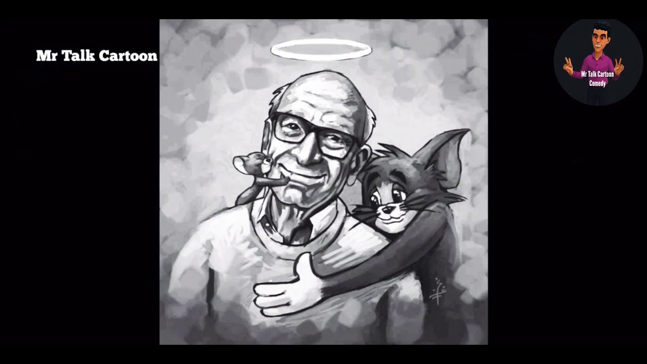 FAREWELL TRIBUTE TO GENE DEITCH DIRECTOR OF TOM AND JERRY/POPEYE ,Passed Away 19th April 2020