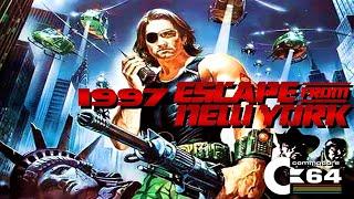 [Sfida][RetroPlay] 1997 ESCAPE FROM NEW YORK [C64] Fuga da New York con Kurt Russel! (Cadaver 1999)