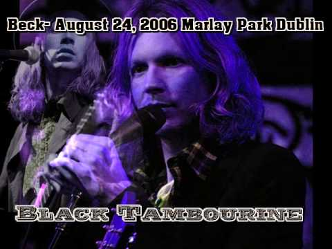 Beck live 2006 08 24 Marlay Park, Dublin (Audio only)