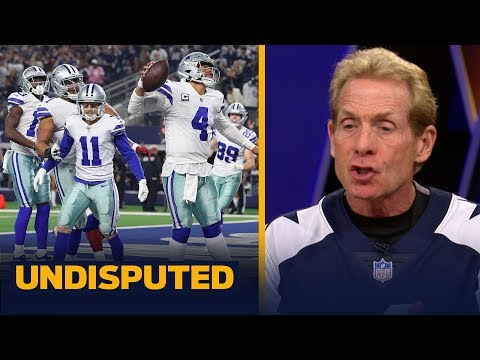 Skip Bayless reacts to the Cowboys' Week 12 win vs. the Redskins | NFL | UNDISPUTED