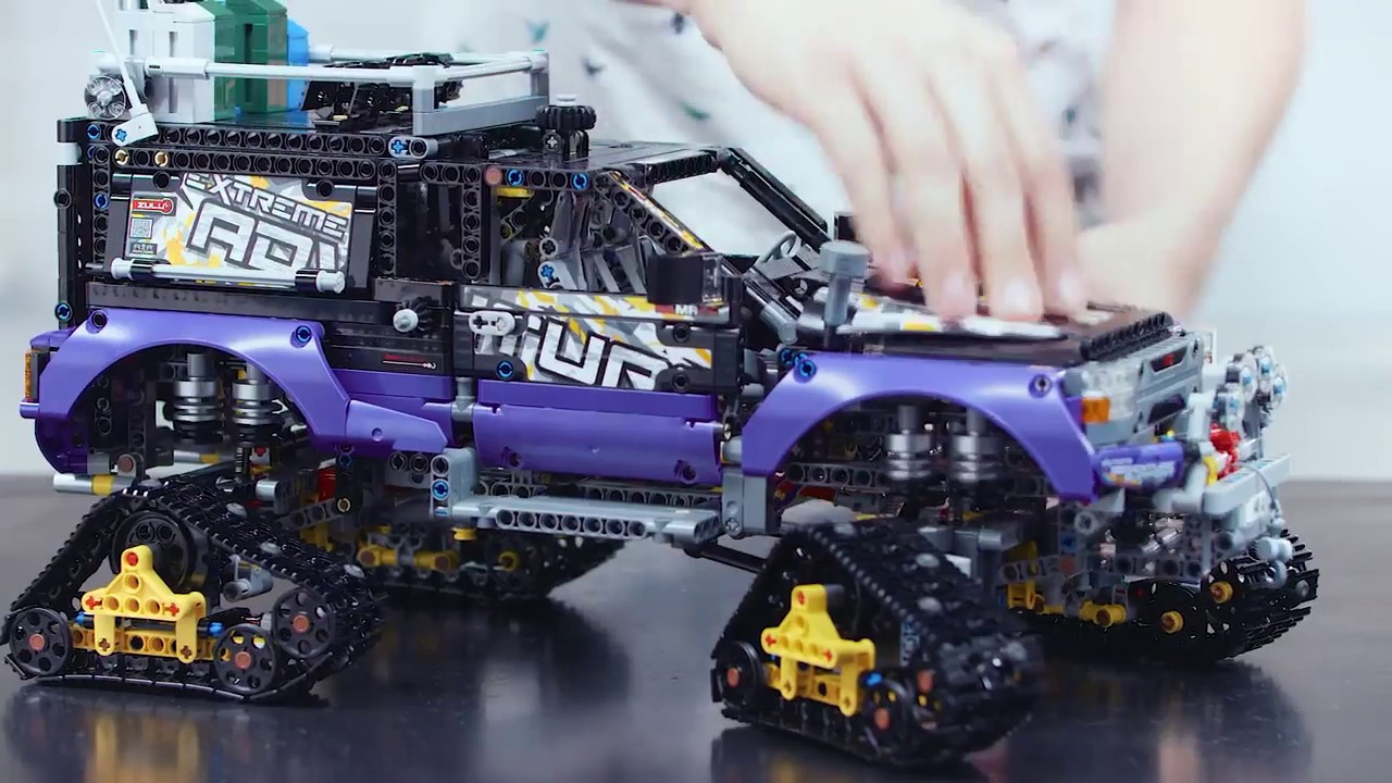 Lego Technic 42069 Extreme Adventure Extremgeländefahrzeug