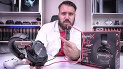 Wirklich so schlecht? Creative H7 - Sound BlasterX Tournament Edition HD 7.1 Gaming Headset