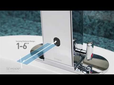 distance-setting-on-m-power™-sensor-operated-faucets-|-moen-commercial-products
