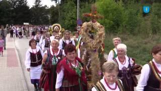Dożynki Powiatu Kieleckiego 2013