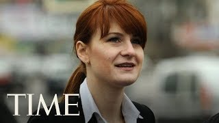 How Maria Butina, A Suspected Russian Agent, Allegedly Used Guns And Sex To Peddle Influence | TIME