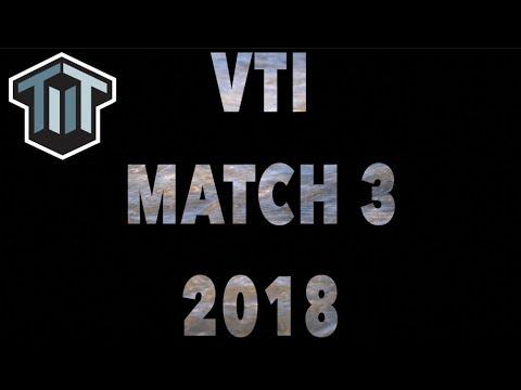 2018 Virginia Team Invitational | Match 3 | Melton vs Hammerstein | Shiley vs Bryant|