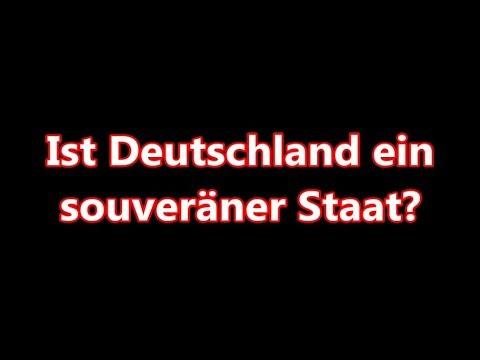 Ist Deutschland Ein Souveräner Staat