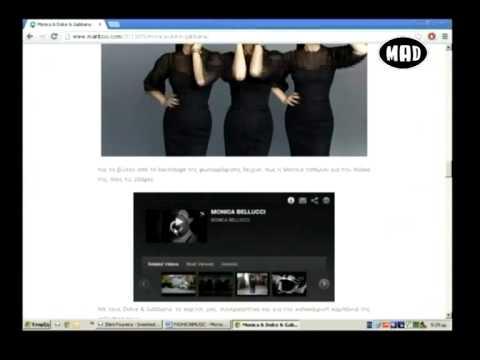 Red Carpet από τις Κάννες, Monica Belucci και Cara Delevigne για YSL (Fashion Music Project 1.6.13)
