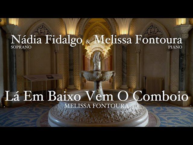 Cultura Portugal 2020 - L'a em Baixo Vem O Comboio
